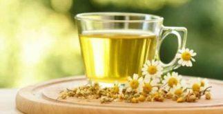 Chá de camomila é calmante e possui outros benefícios