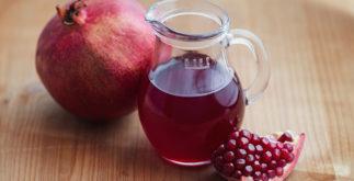 Chá das cascas de romã – Veja seus benefícios