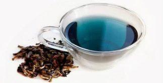 Chá azul – Cheio de benefícios e emagrece