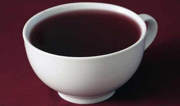 Chá de açaí