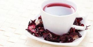 Chá de hibisco – Benefícios e propriedades