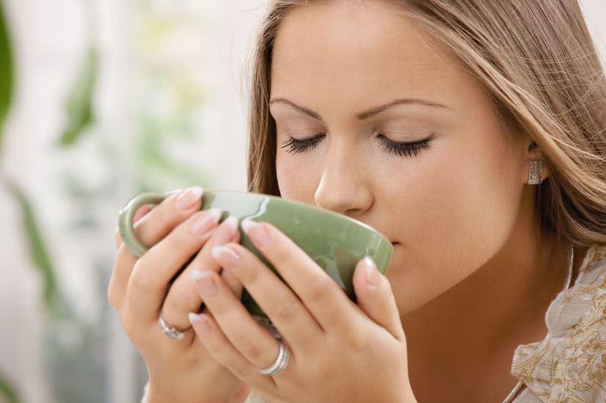 Como apreciar o chá?