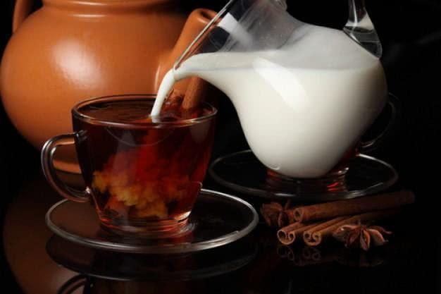 Chá com leite – A iguaria britânica é benéfica?