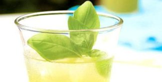Chá de manjericão – Benefícios e propriedades