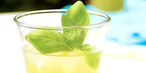 Chá de manjericão - Benefícios e propriedades