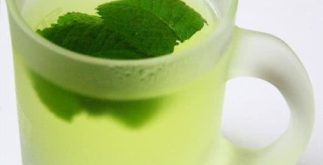 Chã da hortelã japonesa: dê adeus aos problemas estomacais