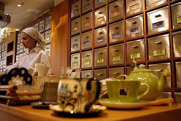 5 casas de chás para se conhecer ao redor do mundo