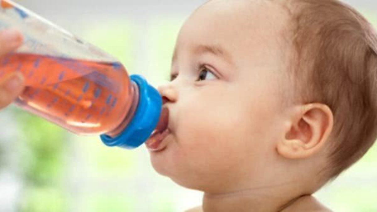 cha de camomila para bebe recem nascido