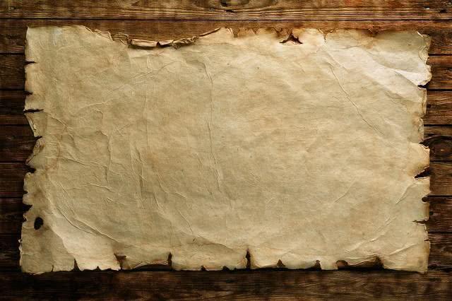 Imagem de papel velho