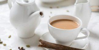 Deguste o delicioso chá indiano com leite