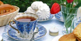 Aprenda como servir chá corretamente
