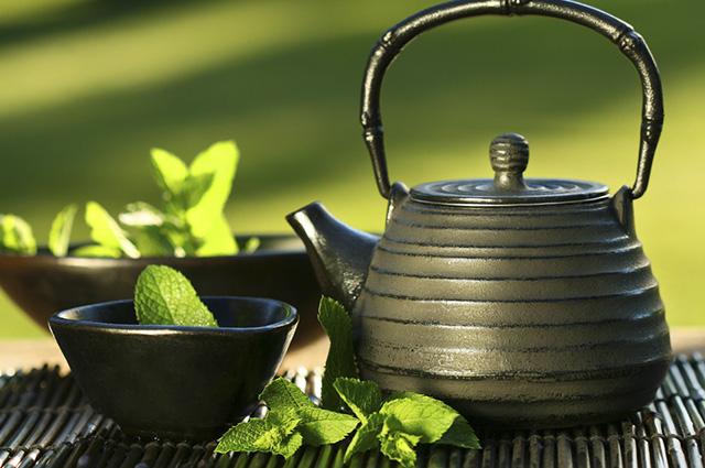 O chá de pólvora é excelente para eliminar os radicais livres