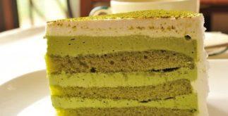 Saiba como fazer o saboroso e marcante bolo de chá verde