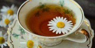 Chá de camomila comum para embaraços gástricos