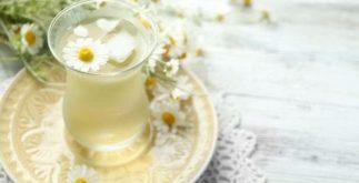 Chá de camomila rauliveira para indigestão