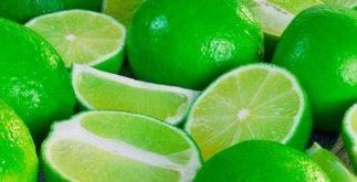 Chá de limão Taiti: remédio caseiro para problemas do estômago