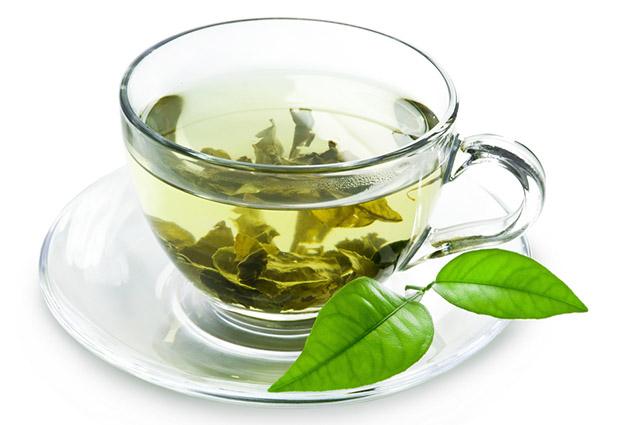 Chás tomar antes de ir malhar na academia - Chá Verde