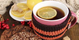 Como fazer em casa criativos descansos para canecas de chás