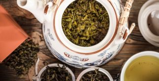 Chá caseiro para gordura no fígado