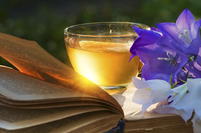 Os chás refrescantes além de hidratar o corpo, vai beneficiar a saúde
