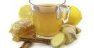 3 ingredientes para preparar chá e queimar a gordura de vez