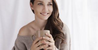 Chás com benefícios e propriedades para os dentes
