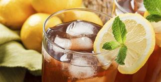 Descubra quais são as receitas de chás refrescantes mais comuns