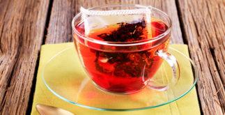 Chá de hibisco em pó emagrece? Confira se é bom e quais os benefícios