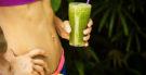 Suco detox com chá verde; veja benefícios e como fazer