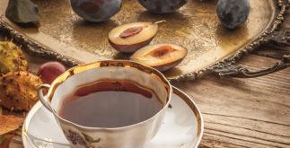 Como fazer chá de ameixa