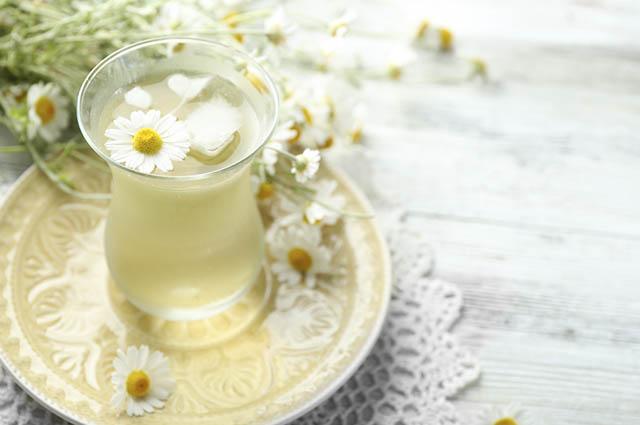 O chá de camomila é indicado, principalmente, para a diabetes tipo 2