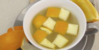 Chá de casca de laranja emagrece? Saiba dos seus benefícios e propriedades