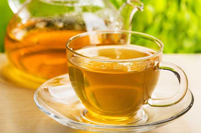O Ceilão é originário da Camellia sinensis, mesma erva do chá verde