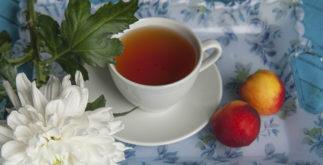 O que é nectarina e benefícios do seu chá