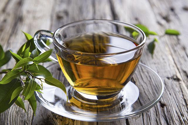 Uma das vantagens do chá verde é combater o sobrepeso