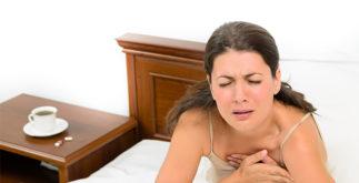 Receitas de chás para tratar dor no peito