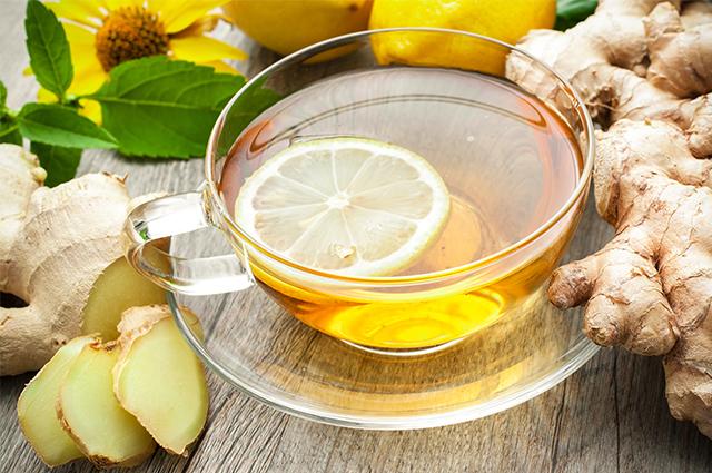 Tome chá de gengibre e solucione vários problemas de saúde