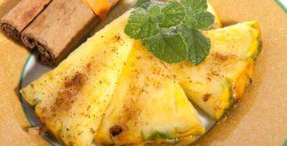 Chá de abacaxi com canela: Ele emagrece mesmo?