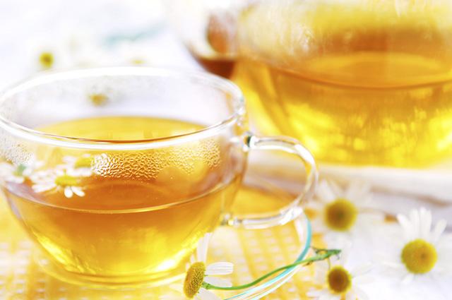 O chá de camomila é o ideal para tratar os casos de gastrite