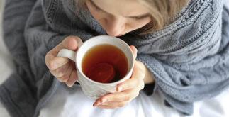 Aprenda a fazer um poderoso chá para curar gripe e resfriado