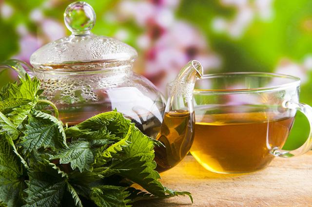 Por ser diurético, o chá de urtiga é eficaz no combate a pedras nos rins