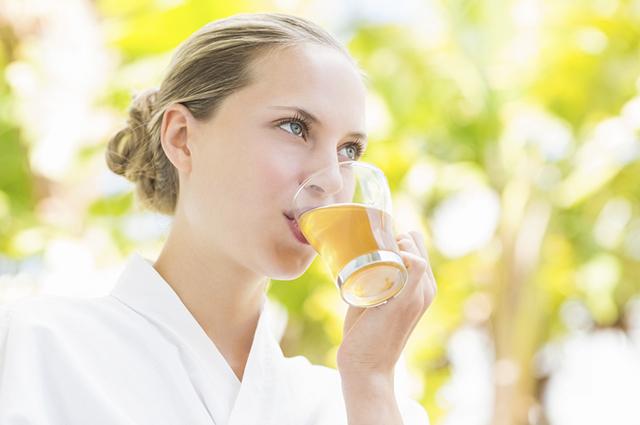 Os chás diuréticos são aqueles que auxiliam no funcionamento dos rins