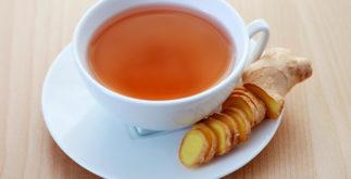 Chá para emagrecer caseiro