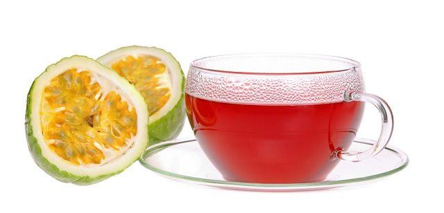 O chá de casca de maracujá é um dos melhores para controlar diabetes