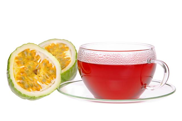 O chá de maracujá está entre os mais eficientes no combate a ansiedade
