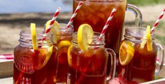 Chá gelado: confira as mais deliciosas receitas