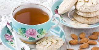 Quais chás servir para visitas
