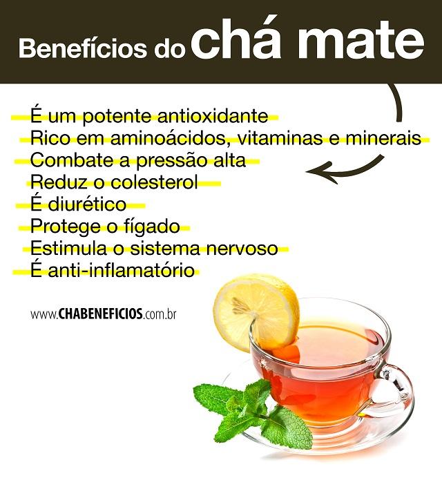 ¿El té de mate adelgaza?  - Beneficios del té 2