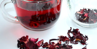 Chá de hibisco emagrece?