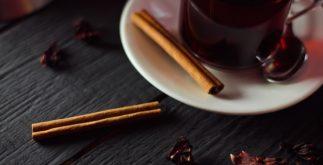 Receitas com chá de canela